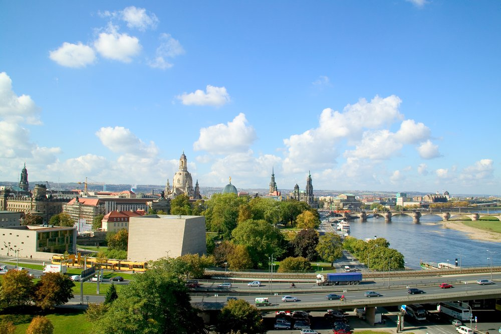 Hotel Am Terrassenufer in Dresden